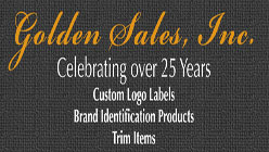 GOLDEN SALES, INC.